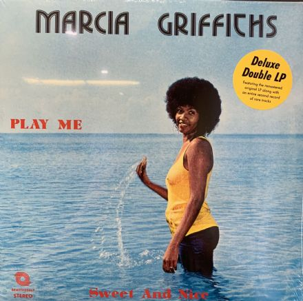 Marcia Griffiths - Sweet & Nice (Be With Records) 2xLP